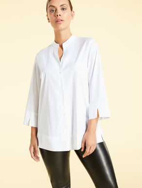EASY Cotton poplin shirt