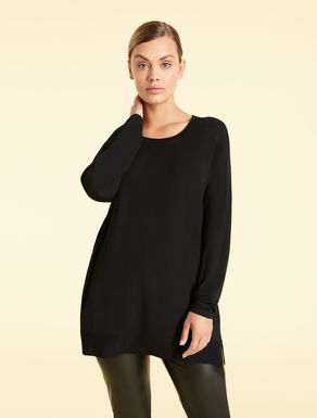 EASY TRAVEL Oversize viscose sweater
