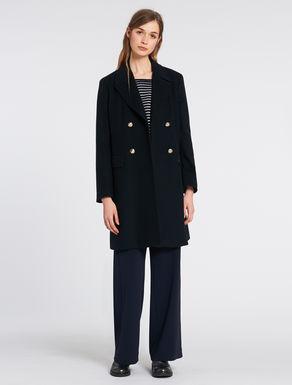 Wool/cashmere coat