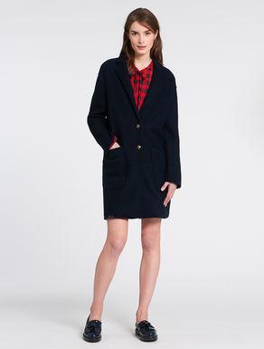 Ottoman jersey coat