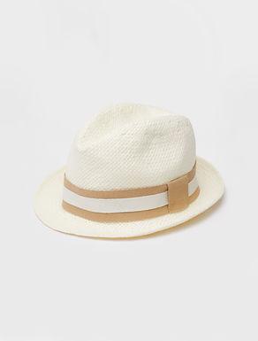 Cappello trilby in papier