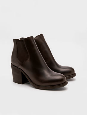 Chelsea ankle boots with heel