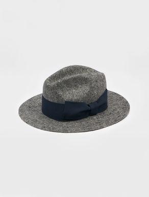 Cappello fedora in feltro