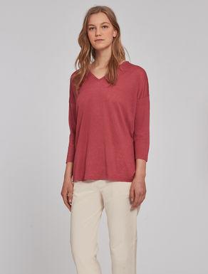 Thin linen/silk sweater