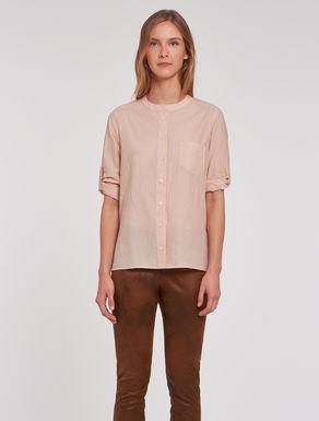 Camicia tunica in mussola