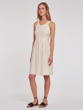 Cotton muslin dress