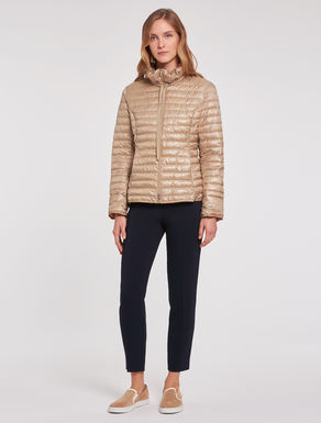 Slim-fit padded jacket