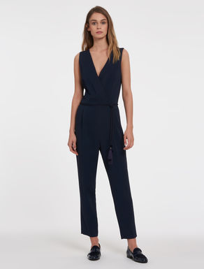 Flowing cady jumpsuit