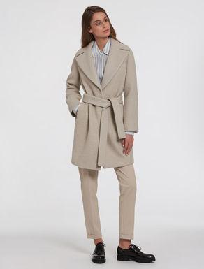 Mohair/alpaca jacket
