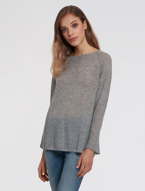 Light mohair sweater