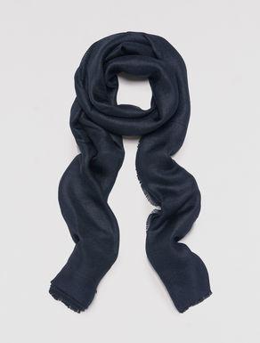 Fluid micro-texture scarf