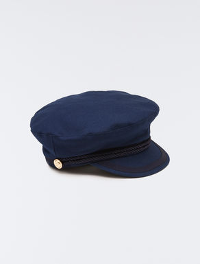 Canvas sailor's cap