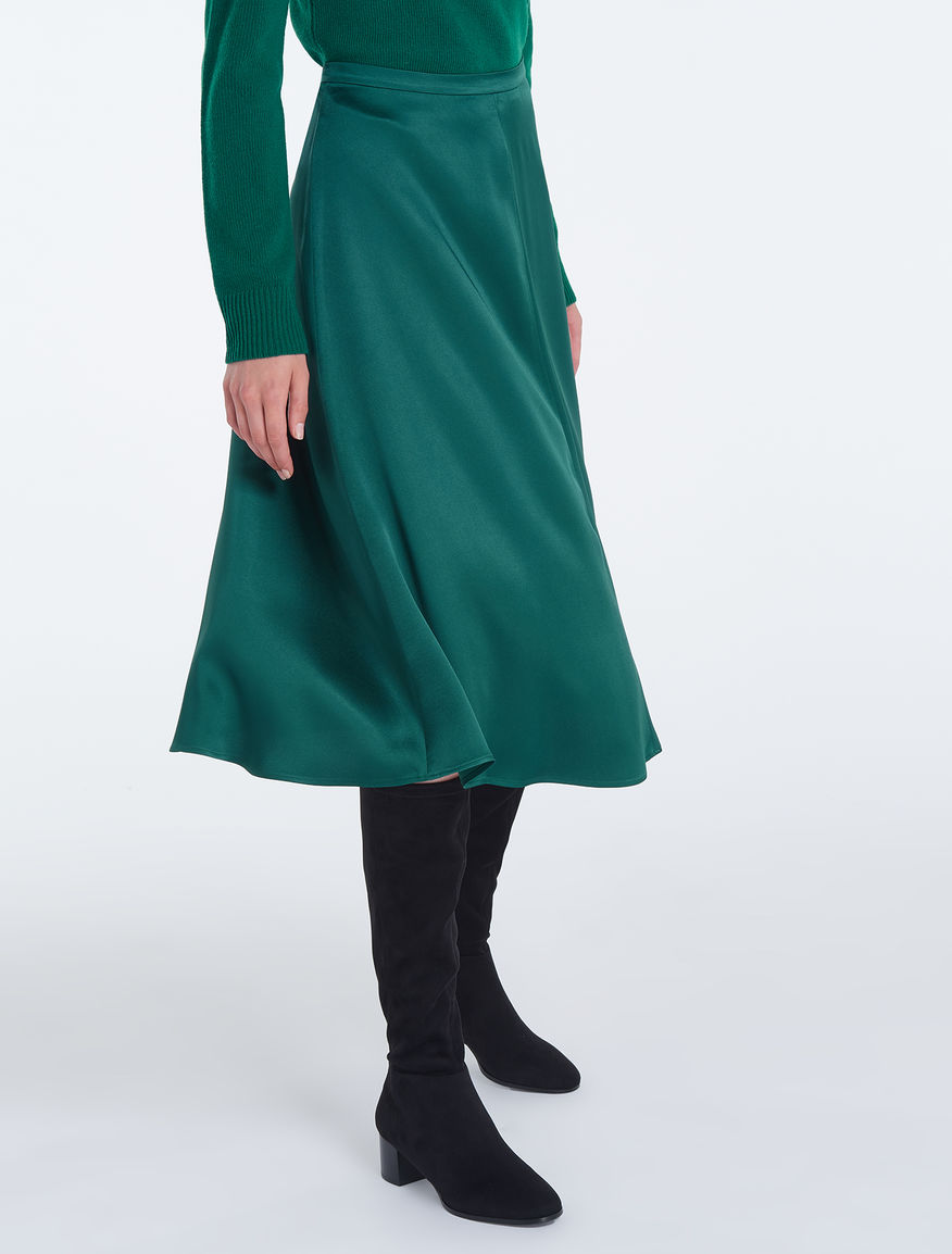 2019 year lifestyle- Wear to what with dark teal skirt