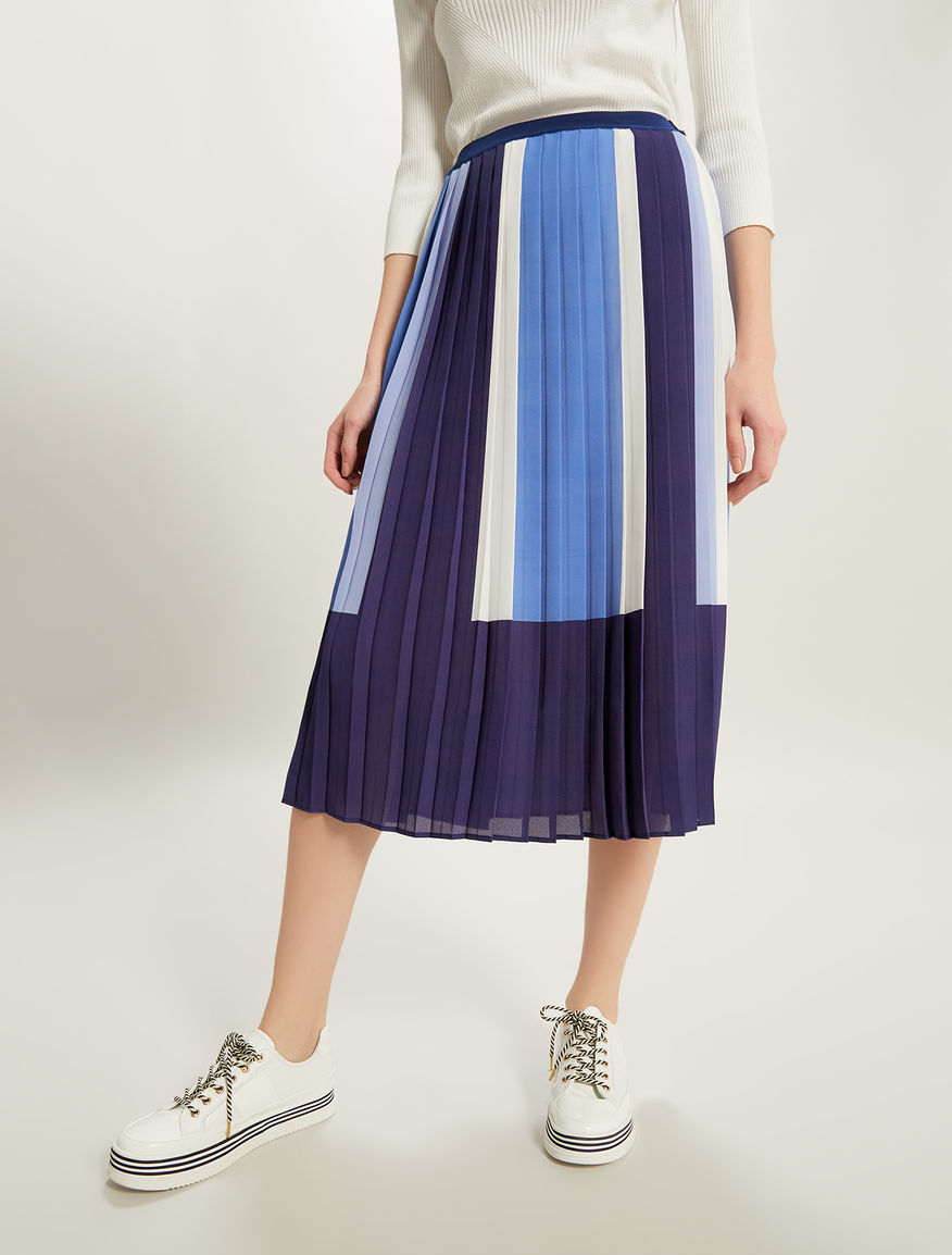 7447dce3ac ... Colour block pleated midi skirt. Back to product search · GAME. GAME.  GAME. GAME