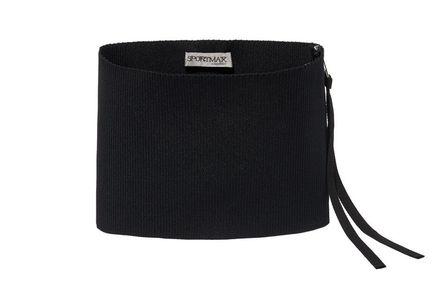 Wide Zipped Belt