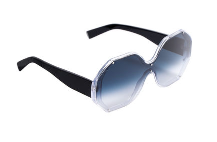 Octagonal Flat Screen Sunglasses