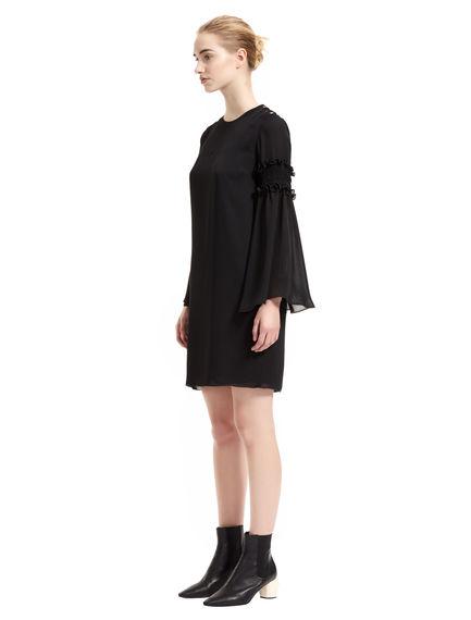 Smock Detail Tunic Dress