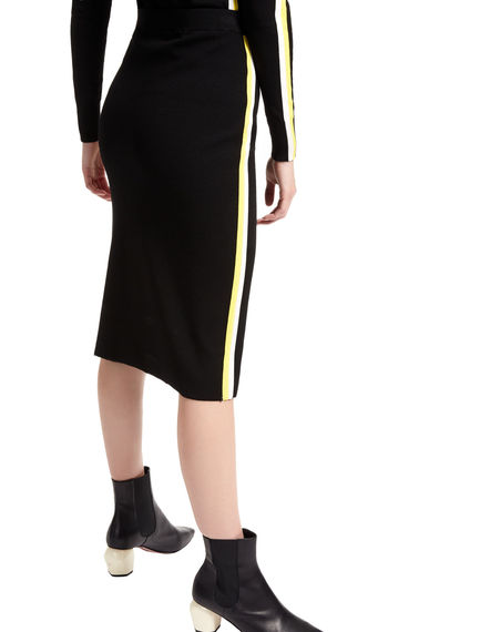 Athletic Pencil Skirt