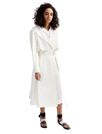 Deconstructed Trench Coat Sportmax