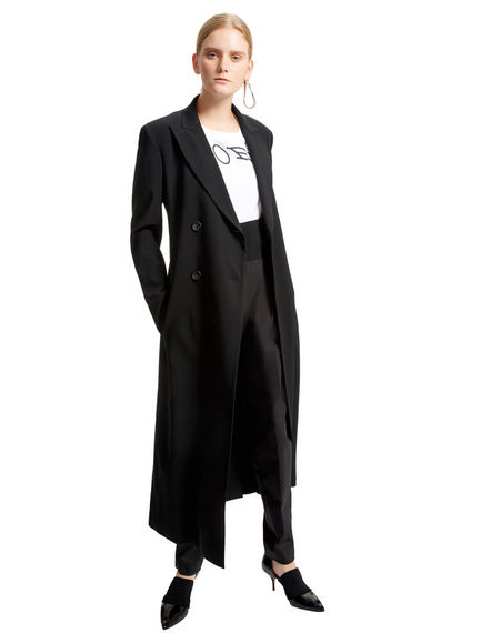 Sartorial Black Coat
