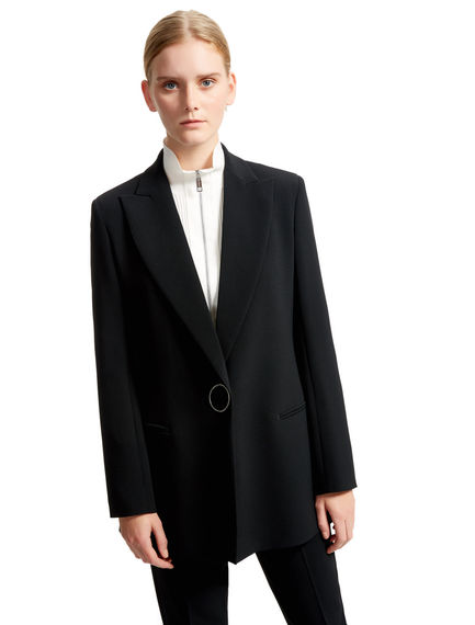 Black Tailored Blazer Sportmax