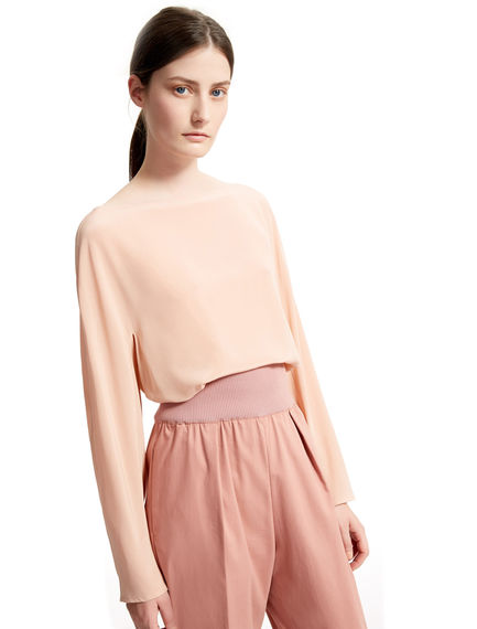 Silk Tunic Blouse Sportmax
