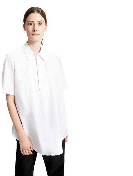 Poplin Layered Smock Shirt Sportmax