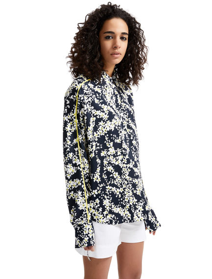 "Blusa con stampa Cherry Blossom ""One of a Kind"" Sportmax"