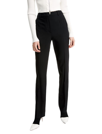 Long-line Cigarette Trousers Sportmax