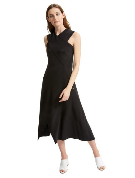 Cutaway Viscose Dress Sportmax