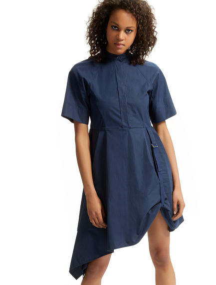 Transforming Satin Mini Dress Sportmax