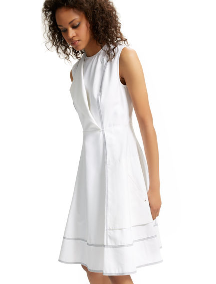 Sartorial Poplin Dress Sportmax