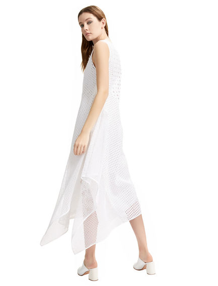 Broderie Anglaise Asymmetric Dress Sportmax
