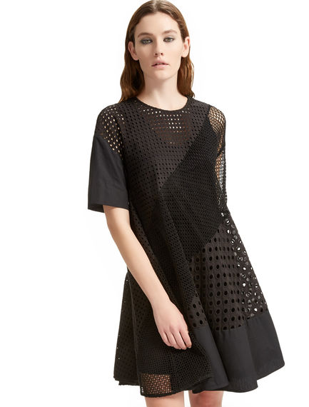 Broderie Anglaise Short Dress Sportmax