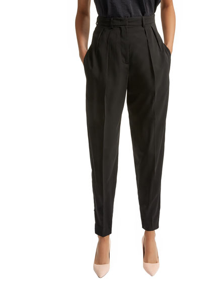 Sheer Georgette Trousers Sportmax