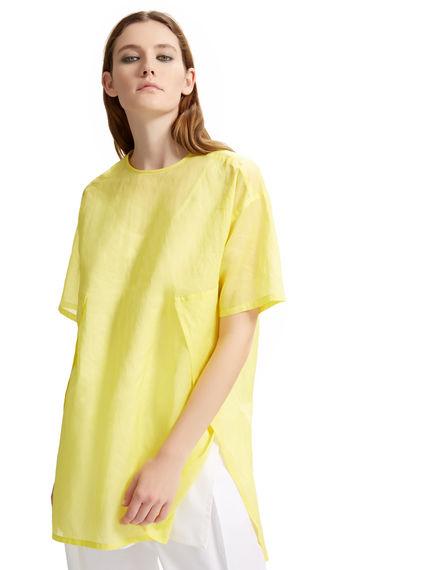 Organza & Silk Maxi T-shirt Sportmax