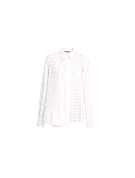 Broderie Anglaise Shirt