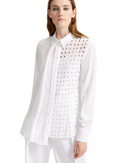 Broderie Anglaise Shirt Sportmax
