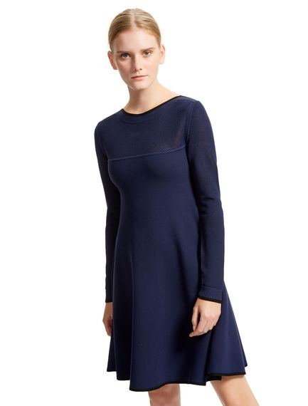 Viscose-knit Playful Dress Sportmax