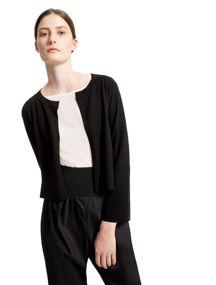 Clean-cut Viscose Cardigan Sportmax
