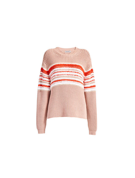 Contrast Stripe Sweater Sportmax