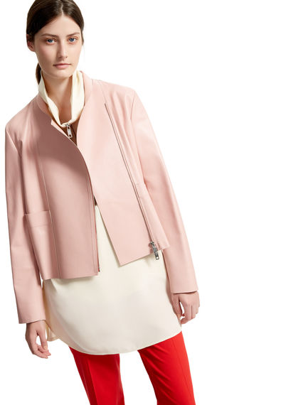 Raw-cut Nappa Jacket Sportmax