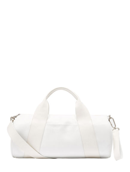 Leather Duffle Bag Sportmax