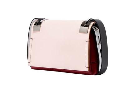 Pink Colour-block SM 207 Bag