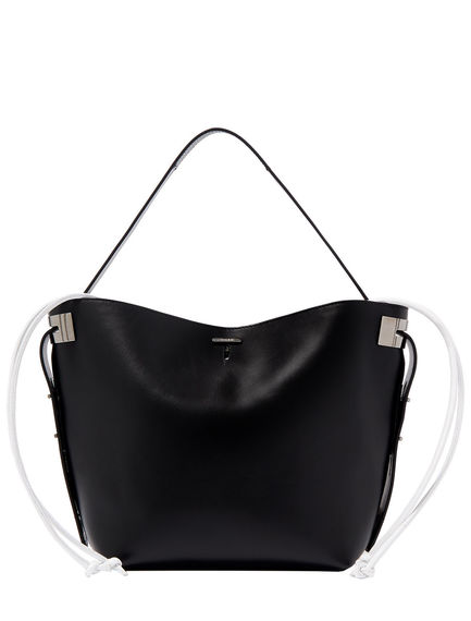 Two-tone Black 207 Tote Bag Sportmax