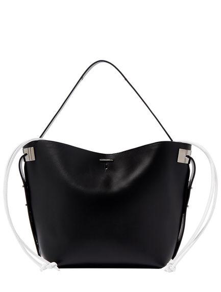 Two-tone Black 207 Tote Bag Sportmax
