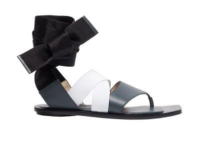 Hybrid Flat Sandals Sportmax