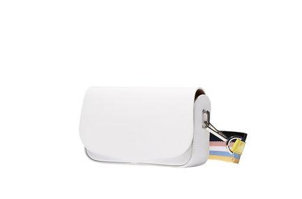 White Crossbody Mini Bag