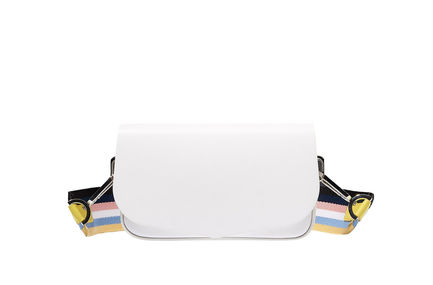 White Crossbody Mini Bag Sportmax