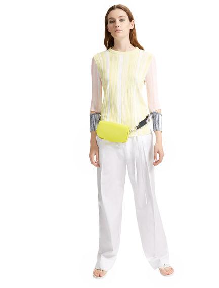 Yellow Crossbody Mini Bag